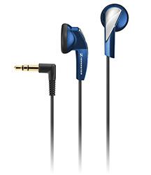 森海塞尔MX365蓝色重低音耳机