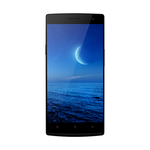 OPPO Find 7白色移动4G手机正面