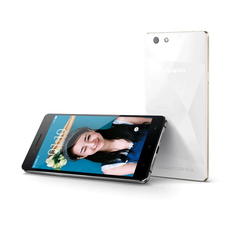 OPPO R1C宝石蓝移动4G手机