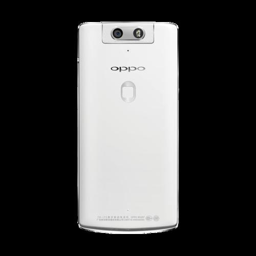 OPPO N3电动旋转摄像头背面